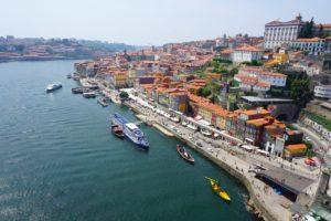 Výhled na Porto - co dělat v Portu