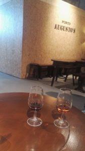 Vinný sklep AUGUSTOS - co dělat v Portu