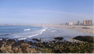 pláž Matosinhos - co dělat v Portu