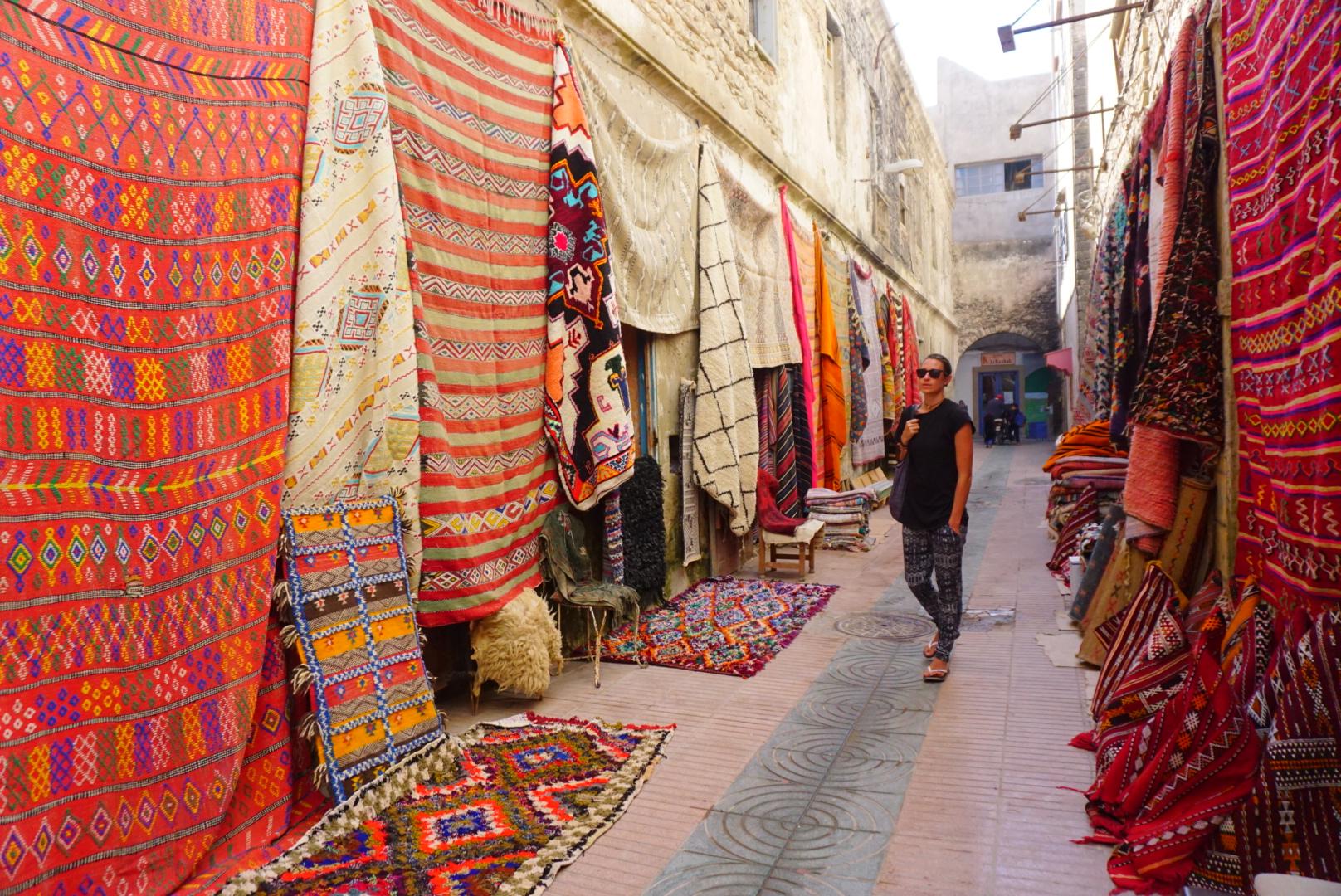 svět je cool - maroko rozpočet