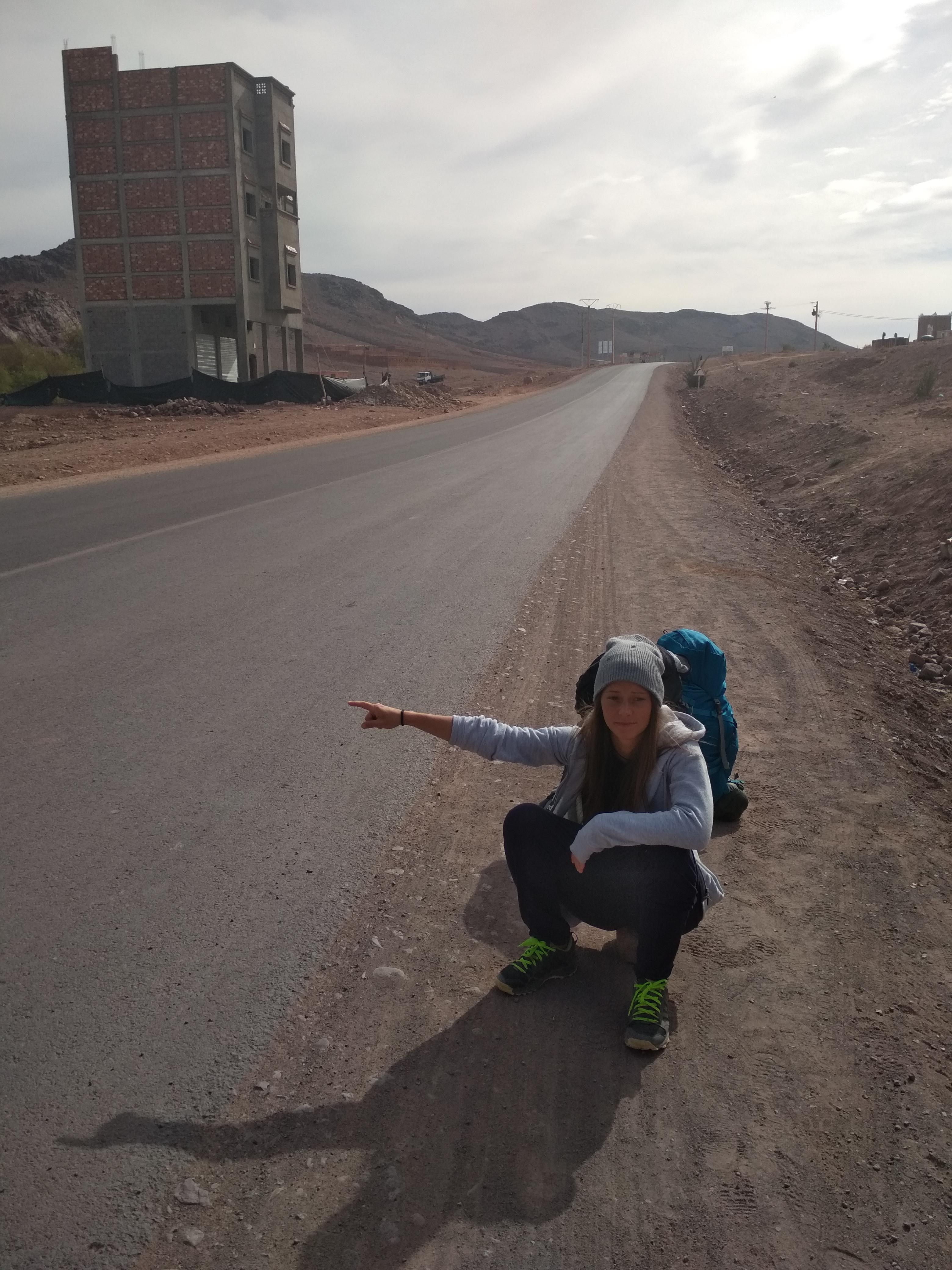 Maroko doprava