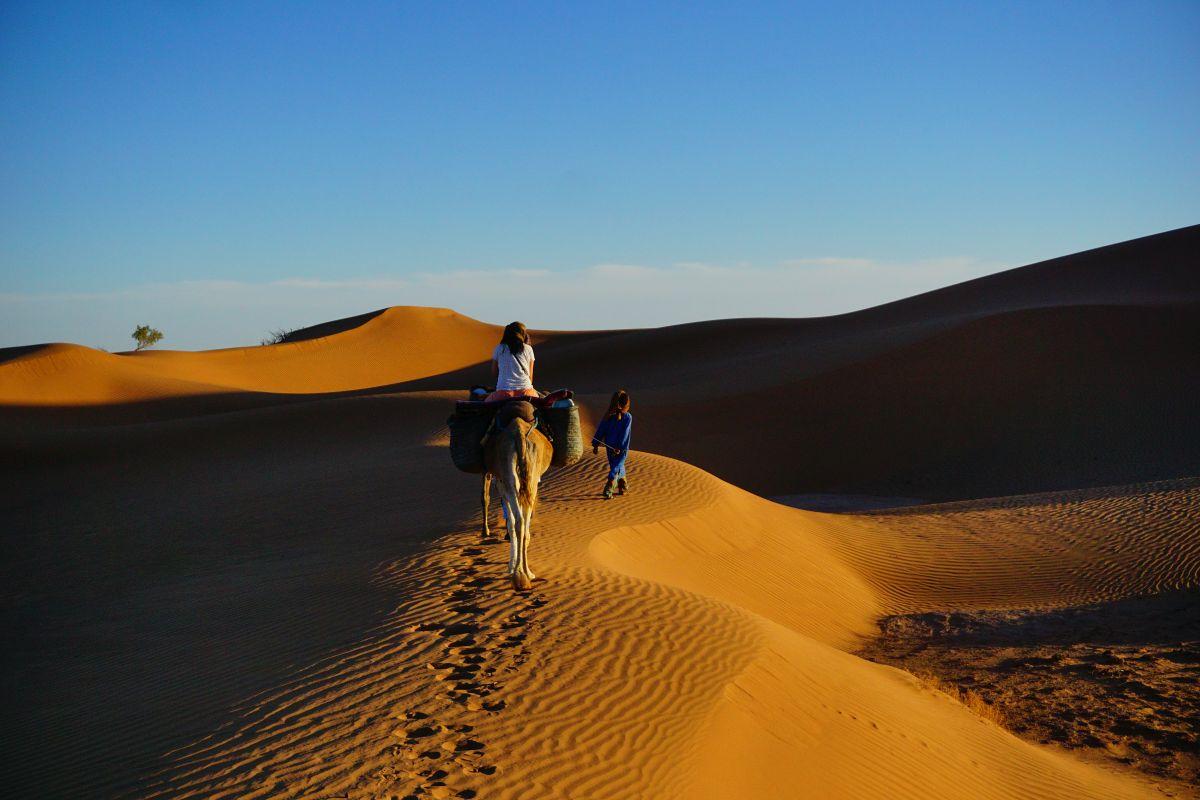 Maroko: Jak chutná život v poušti