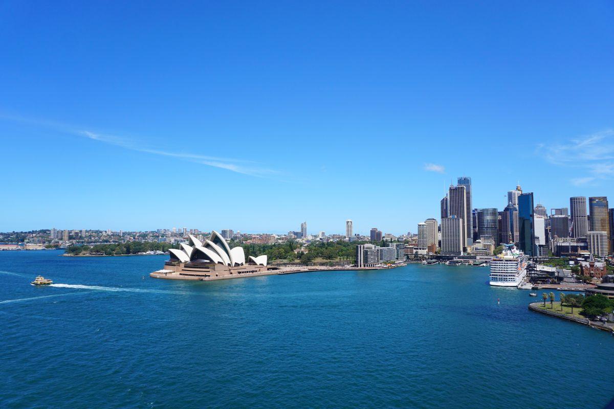 10 věcí, co dělat v Sydney zadarmo