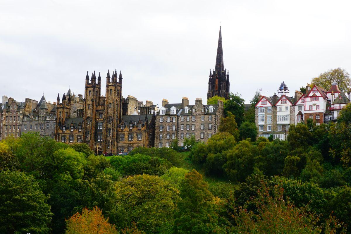 Průvodce Skotsko –  vše, co potřebujete vědět před cestou