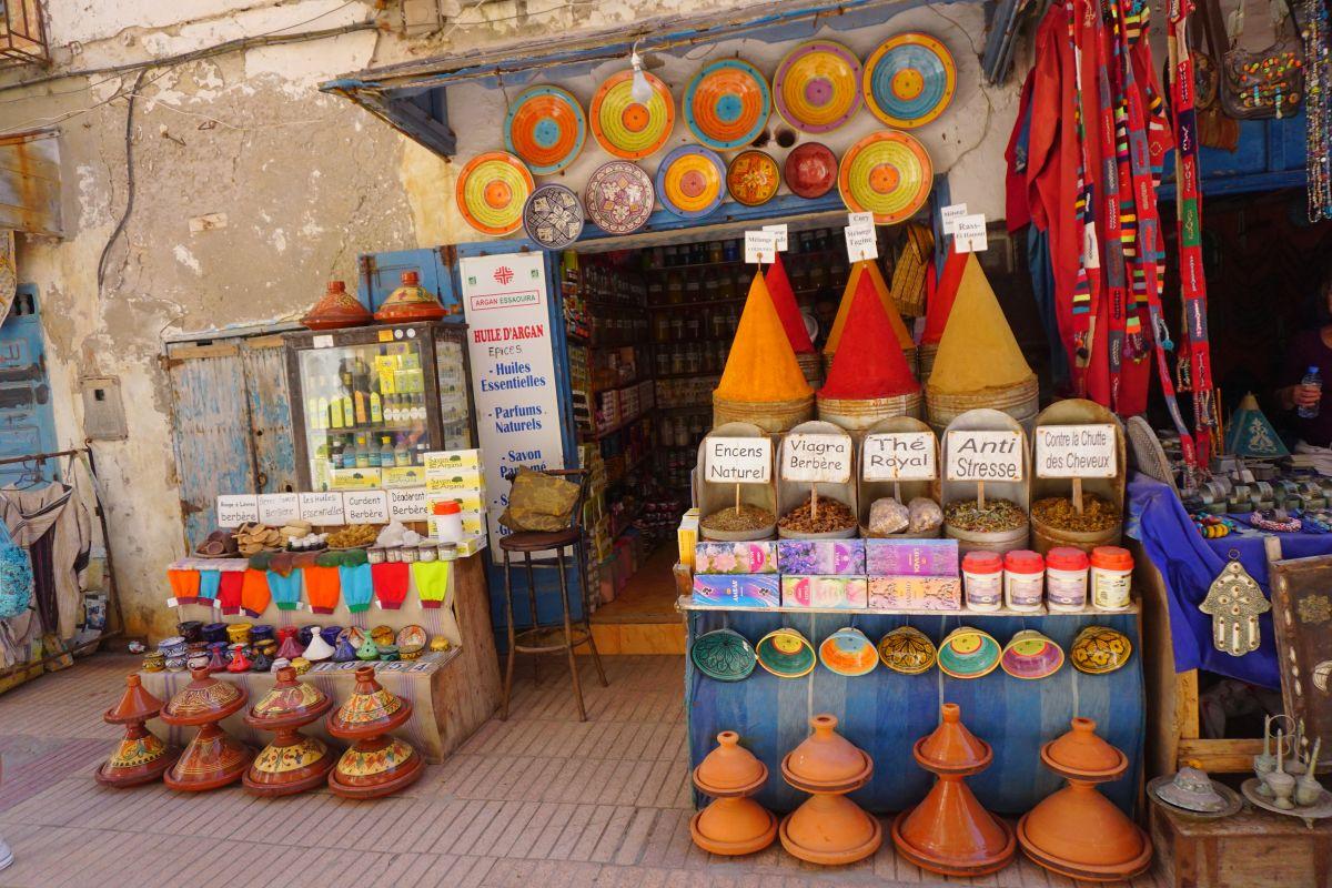 Maroko: rozpočet