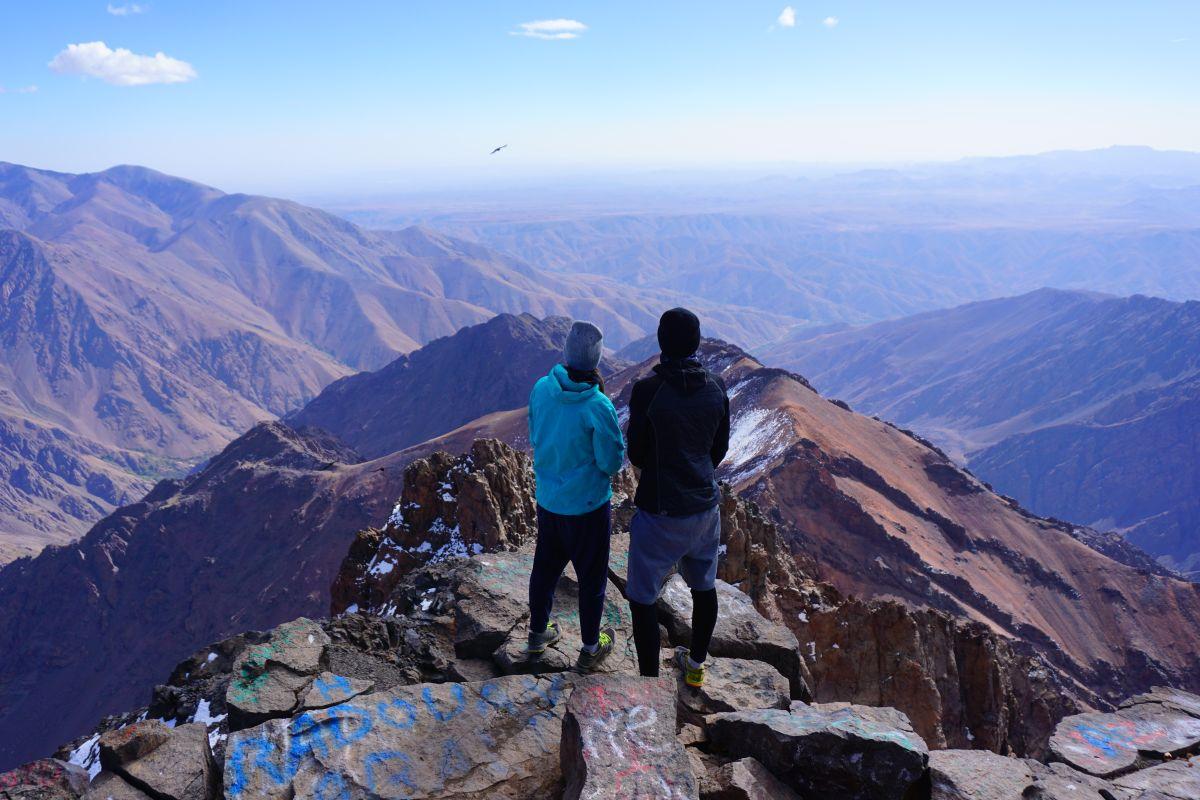 Maroko: Jak dobýt nejvyšší vrchol Toubkal