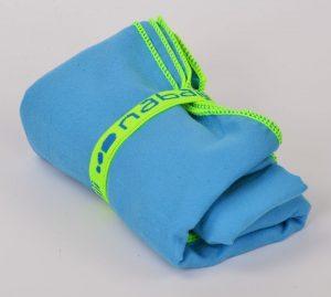 Cestovní vychytávky - rychloschnoucí ručník