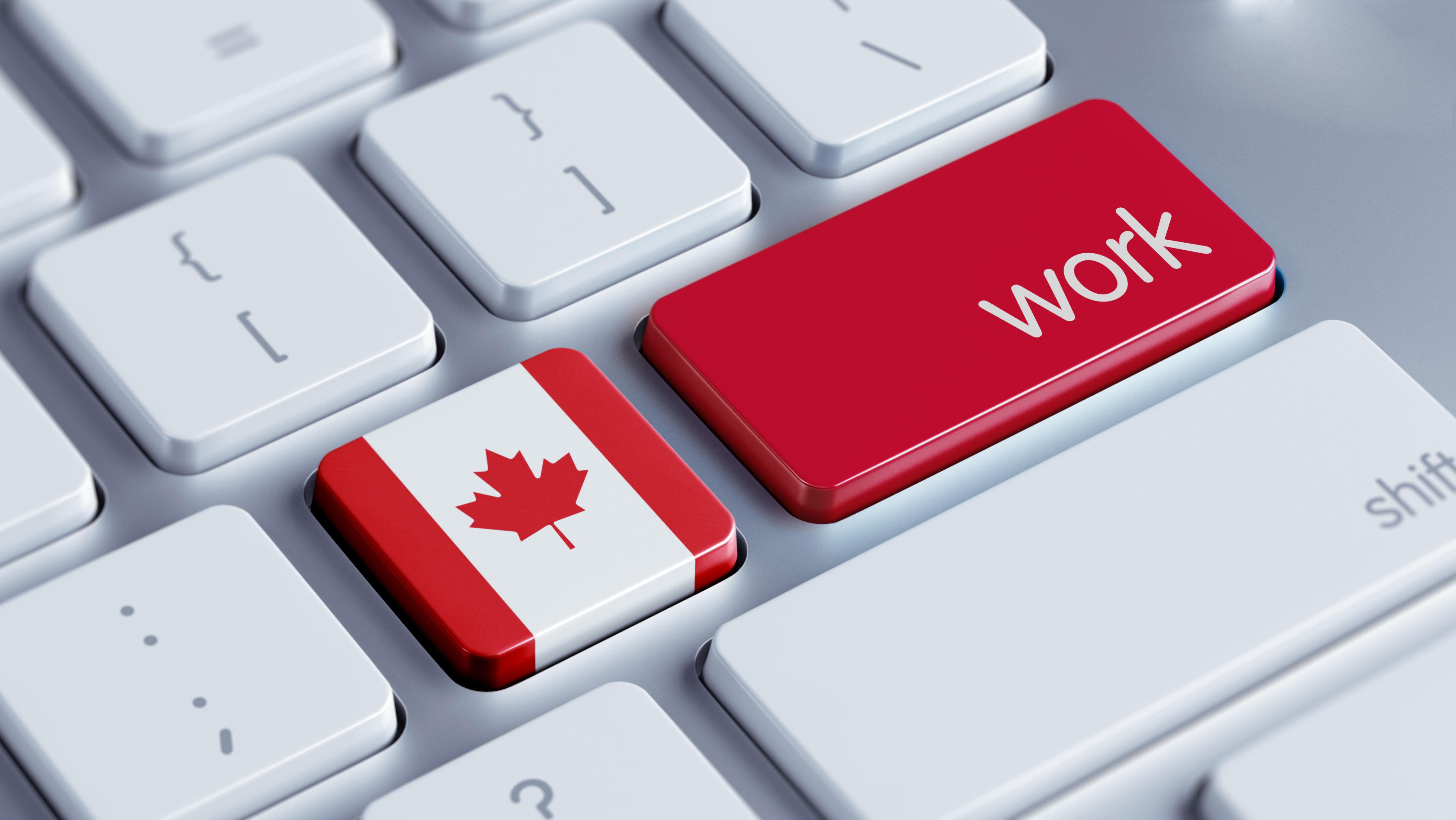 WH Kanada: Práce v Kanadě - vše o hledání práce (pracovní nabídka i s platem)