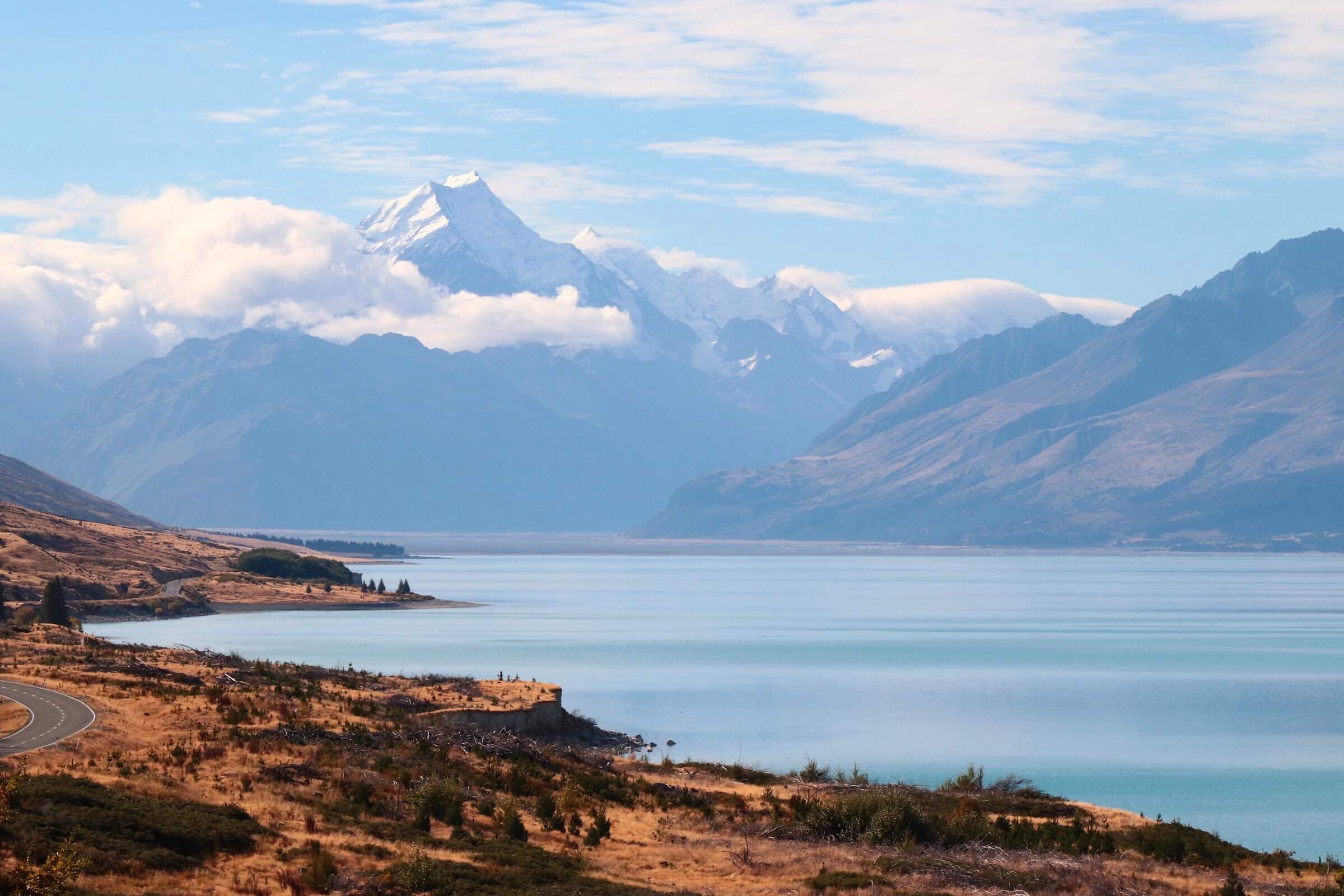 WH Nový Zéland - co vše je potřeba po příletu zařídit
