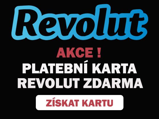 revolut zdarma