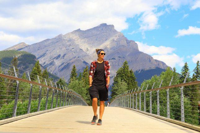 jednodenní hiky banff