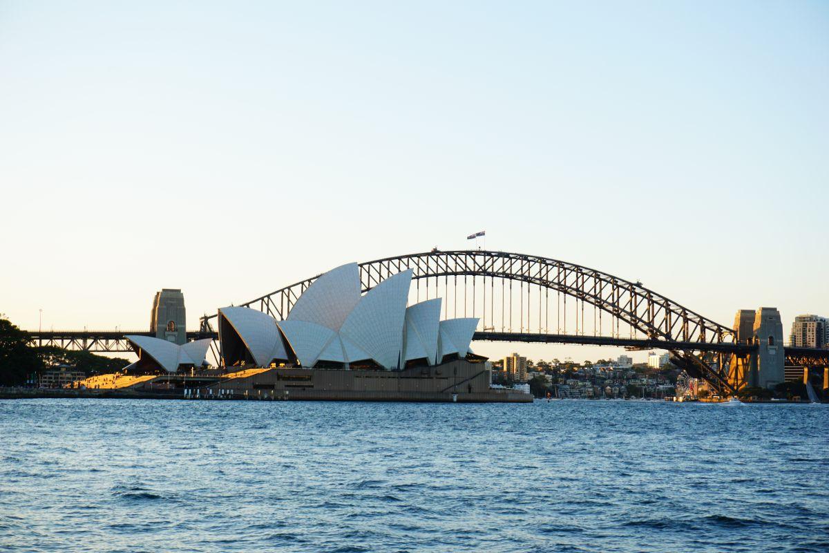 Podcast - O životě a práci v Sydney