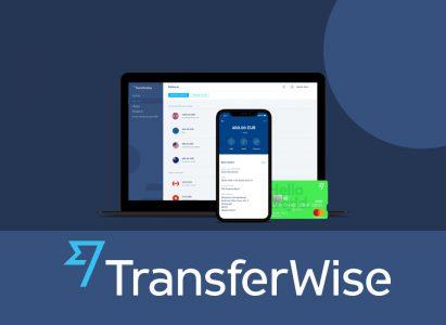 Převod peněz ze zahraničí přes Transferwise – návod