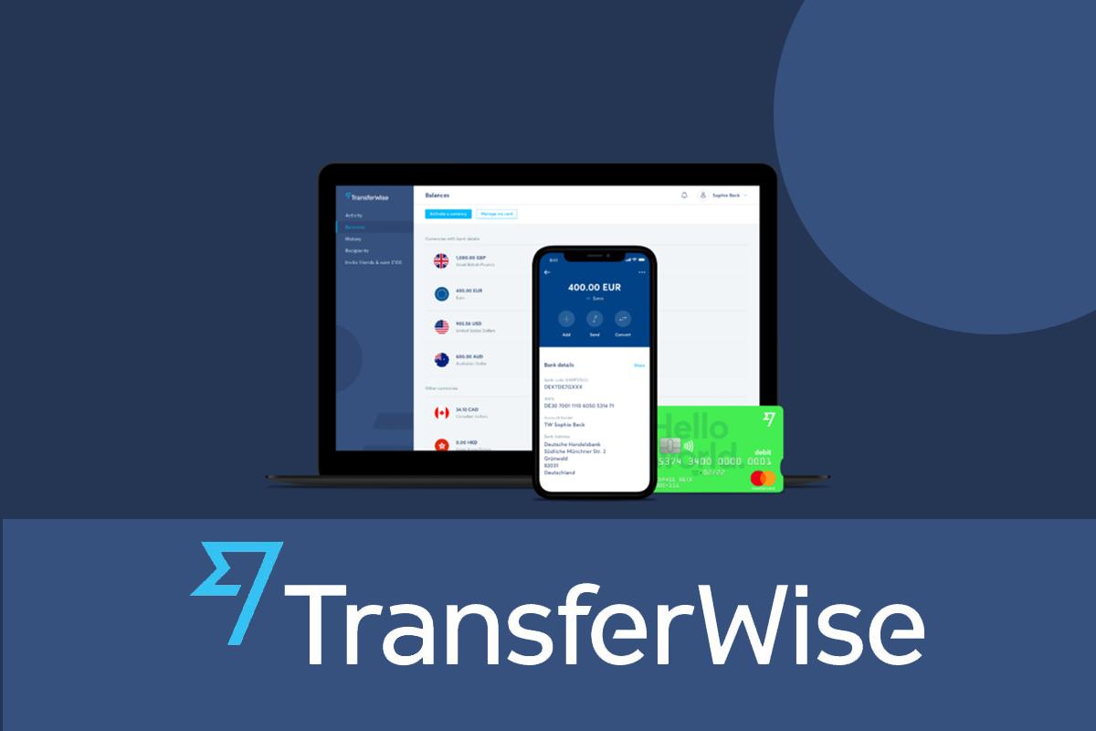 Převod peněz ze zahraničí přes Transferwise - návod