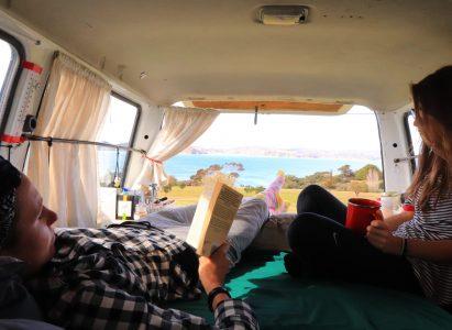 Podcast – Fenomén života v dodávce na Novém Zélandu