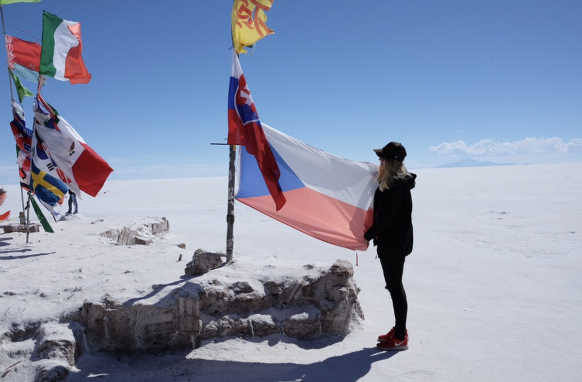 Sólo cestování po Jižní Americe - odjela sama bez plánů nebo znalosti španělštiny