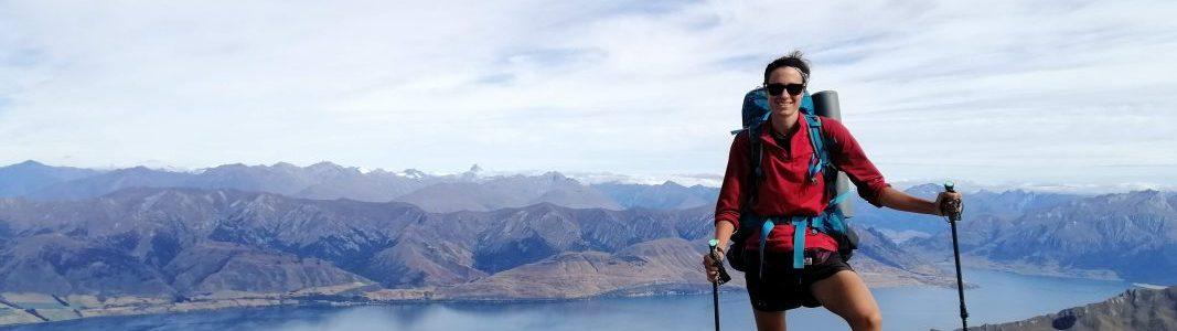 Te Araroa – sama na cestě pěšky skrz Nový Zéland