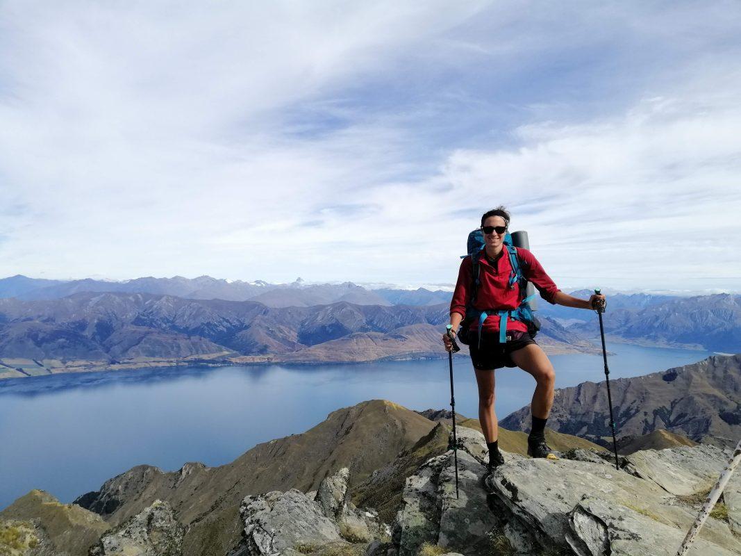 Te Araroa - sama na cestě pěšky skrz Nový Zéland