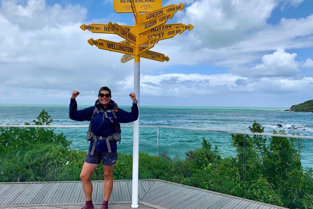 O životě na Trailu - Te Araroa SOBO & sólo