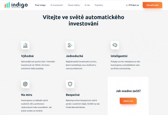 investiční platforma